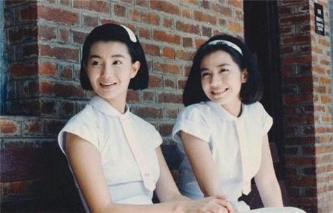 钟楚红是80年代香港影坛首席女影星